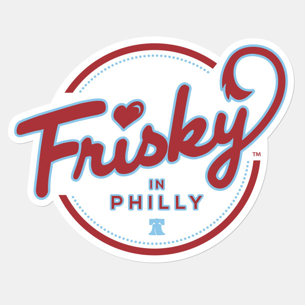 Frisky In Philly Logo