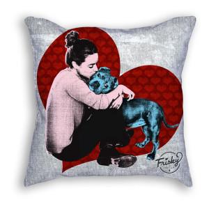 My Little Momma - Throw Pillow
