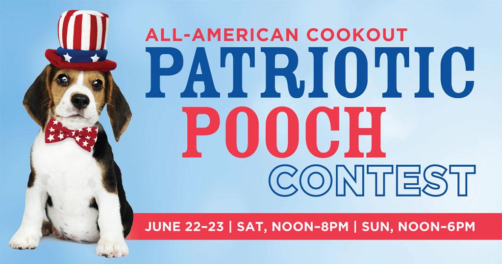 Patriotic Pooch Contest